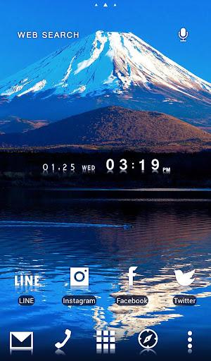 HD wallpaper Mt. Fuji 1.0.0 Windows u7528 1