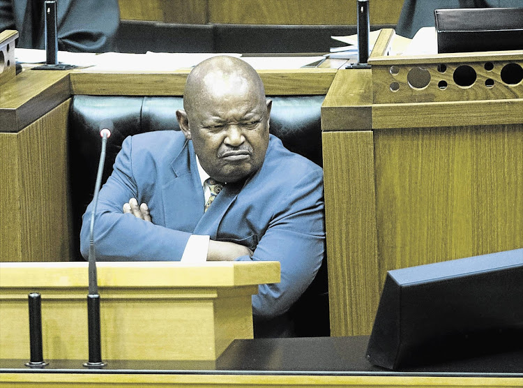 COPE leader Mosiuoa Lekota
