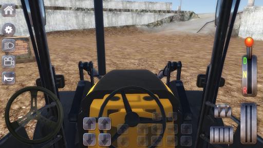 Excavator Simulator Backhoe Loader Dozer Game 1.5 screenshots 3