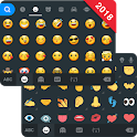 Kika IQQI Emoji Keyboard Emoticons, Theme & ASCII icon