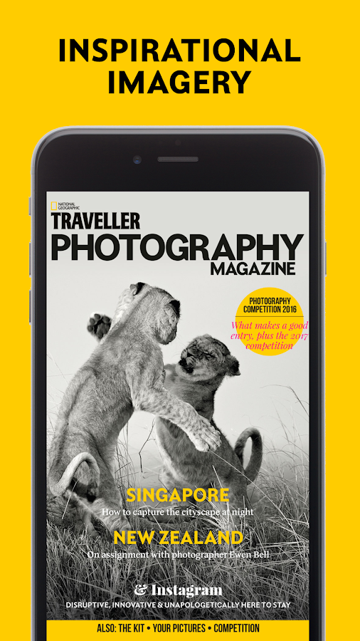 Photography: Nat Geo Traveller- screenshot