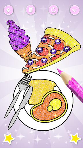 Food Coloring Game - Learn Colors modavailable screenshots 11