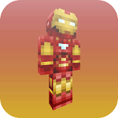 Mod Iron Man for MCPE