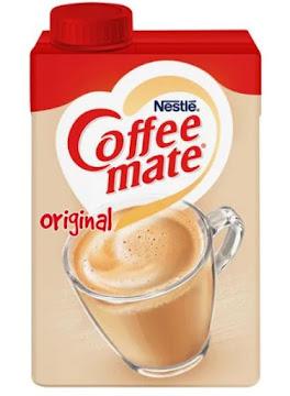 Sustituto de Crema   Coffee Mate Nestle Liquido Para Cafe Sabor Original x 530Gr