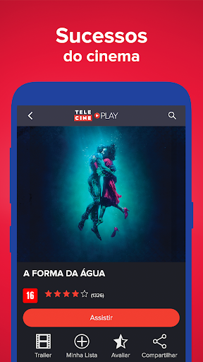 Telecine Play - Filmes Online 3.0.230 screenshots 2