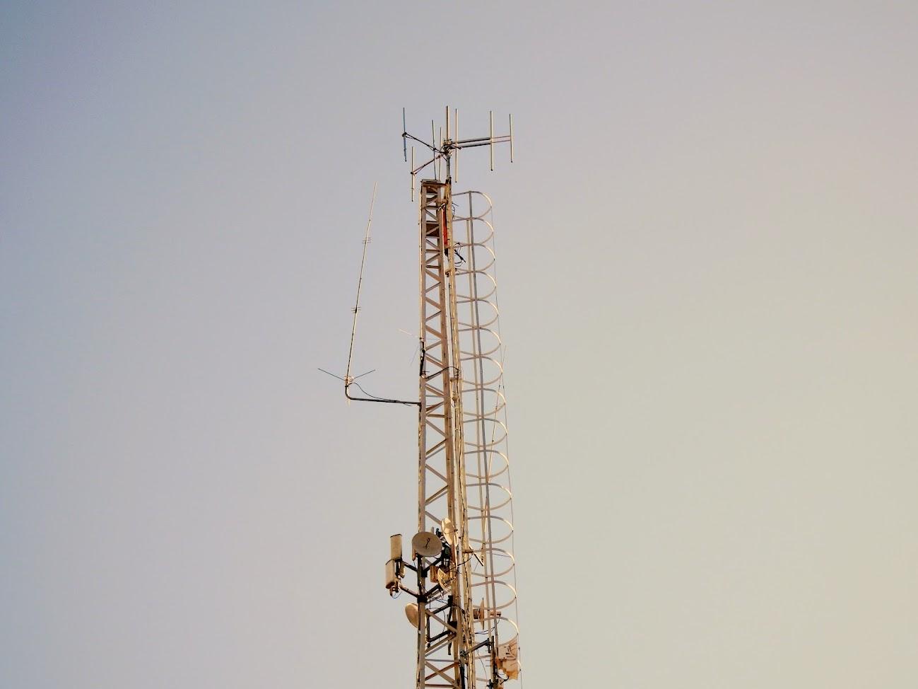 Érd/vízmű - helyi URH-FM adóállomás