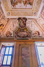 """Photo: Hercules Room or """"Sala d'Ercole"""" in Villa d'Este in Tivoli, Lazio, Italy"""