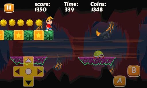 Super Bruno Adventures screenshot 4