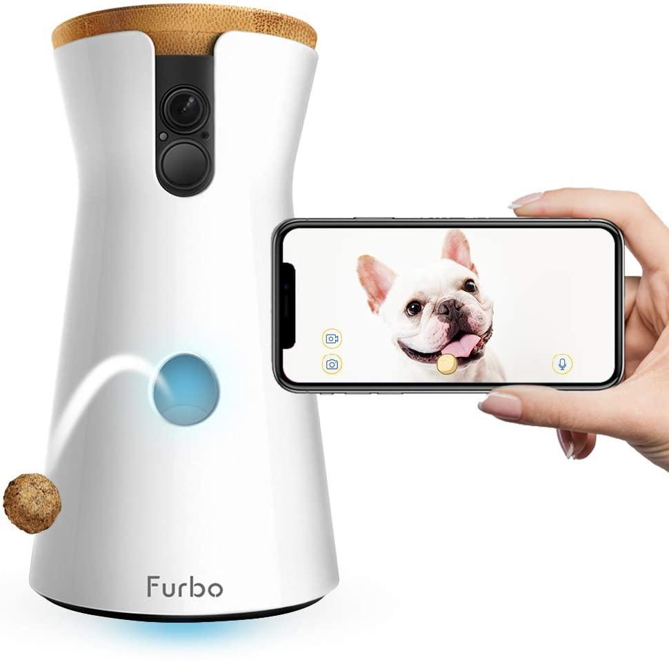 pet tech furbo camera