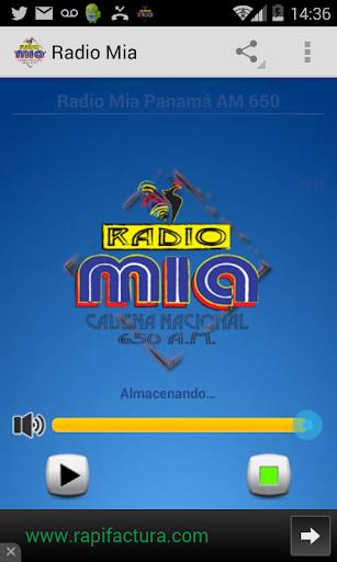 Radio Mia Panama