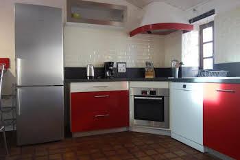 Appartement meublé 2 pièces 45,91 m2