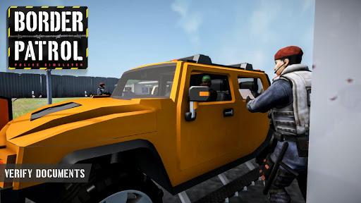 Border Patrol Police Game- Border Force Simulator 1.2 screenshots 4