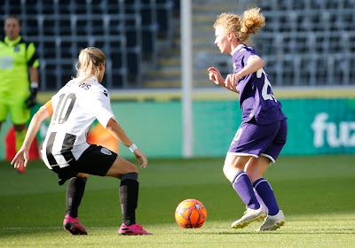 Hét cruciale duel voor vrouwen Anderlecht: wat is nog mogelijk bij winst, verlies of gelijkspel tegen Kvinner? De scenario's op een rijtje