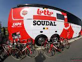 Lotto Soudal en Deceuninck.Quick-Step van de partij in Sparkassen Münsterland Giro