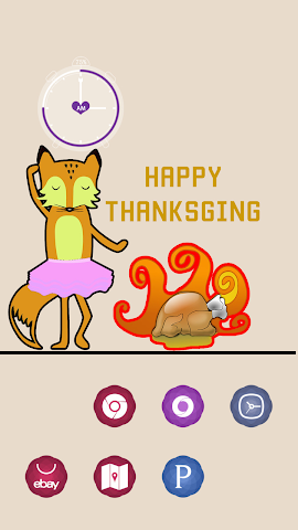 android A Happy Thanksgiving Day Screenshot 2