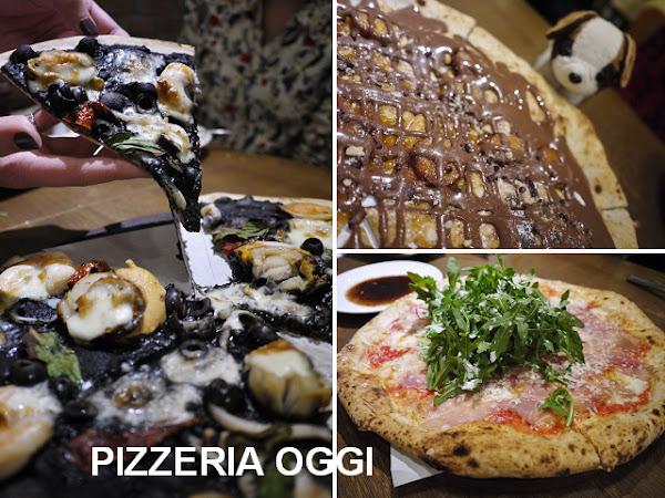 PIZZERIA OGGI (民權店) 正統拿坡里披薩專賣店 不一樣的義式尾牙宴 慶生餐廳推薦
