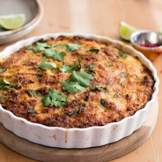 Western Cha - Vietnamese Pork and Noodle Frittata