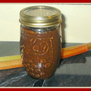 Homemade Canned Barbeque Sauce