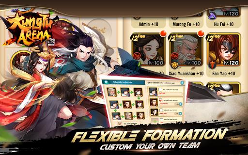 Kungfu Arena - Legends Reborn 1.0.6 gameplay | by HackJr.Pw 11