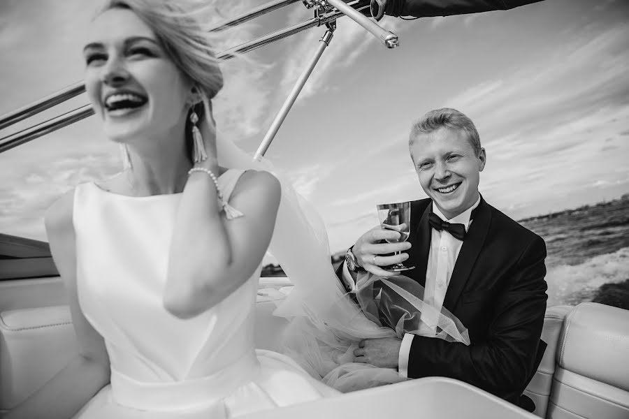 Wedding photographer Yuriy Gusev (yurigusev). Photo of 19.08.2016