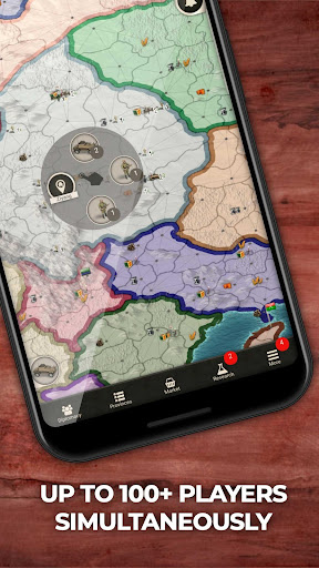 Call of War - WW2 Strategy Game 0.48 screenshots 3