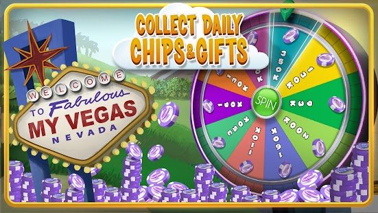 myVEGAS Slots - Vegas Casino Slot Machine Games Screenshot