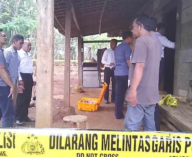 Pembunuhan di Jogorogo Ngawi