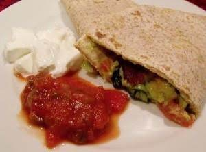 Blt Quesadilla With Avocado Mayo Recipe