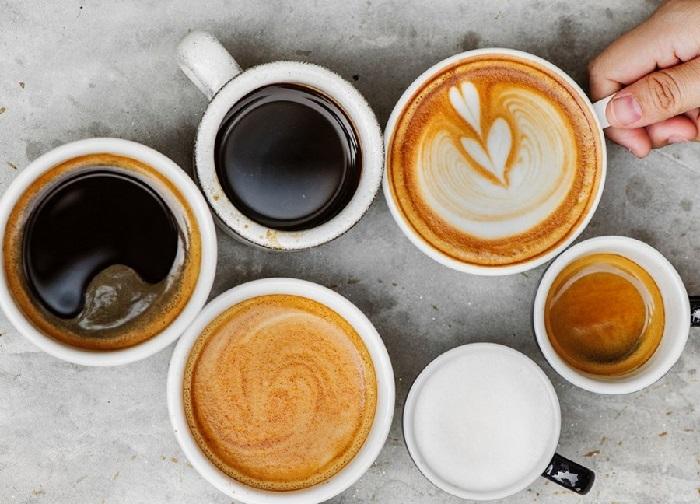 Caffeine có trong Cafe và các sản phẩm chứa Cafe