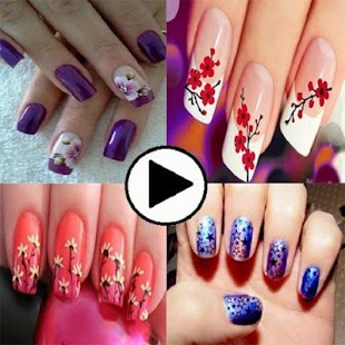 Latest Nail Art Tutorial 2017 - náhled