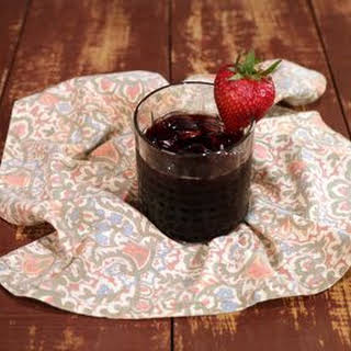 Lambrusco Wine Drinks Recipes.