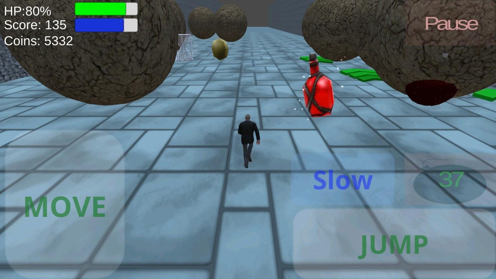 Chaos Runner 3D - Free Download