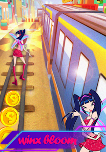 Subway, Magic Princess Winx - náhled