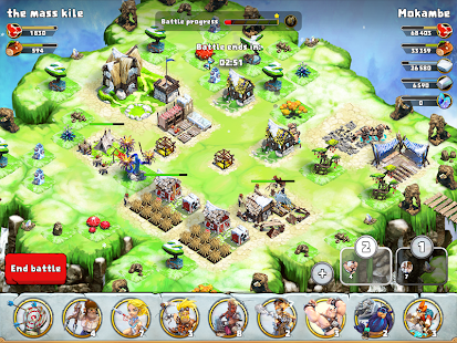 Battle Skylands: Alliances Screenshot