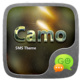 (FREE) GO SMS PRO CAMO THEME