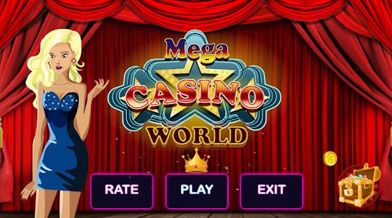 Mega Casino World - náhled
