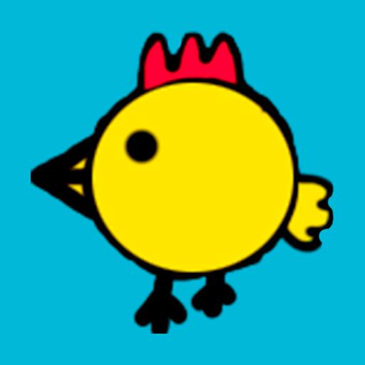 Happy Chicken save eggs