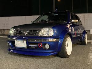 マーチ HK11 A# 平成11年式のカスタム事例画像 mineaniさんの2020年02月14日23:22の投稿