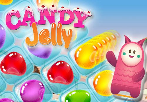 Jelly Crush Deluxe: Match 3