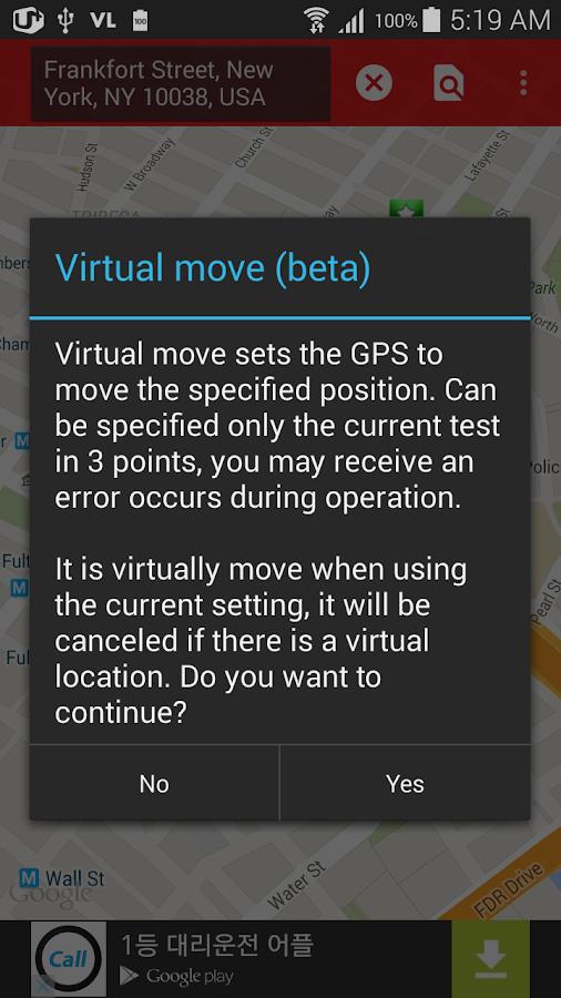 Download Virtual GPS for windows 7 free version - bestofile