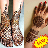 Simple Mehandi Designs HD