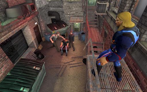 Gangster Target Superhero Games apktram screenshots 3