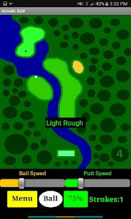 Arcade Golf 2017 - náhled