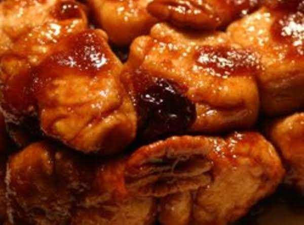 Monkey-nutty-raisin Bread-annette's