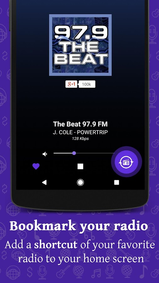 radio fm android apps on google play