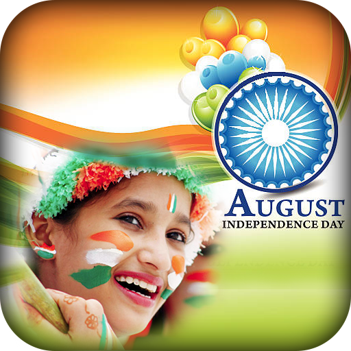 Independence Day Photo Frame - 15 Aug Photo Editor