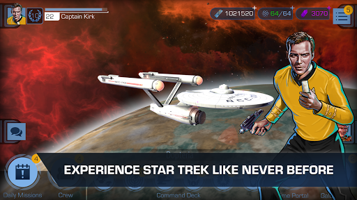 Star Trek Timelines screenshot 1