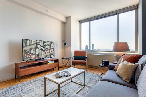 Furnished West 47th Street Apartment