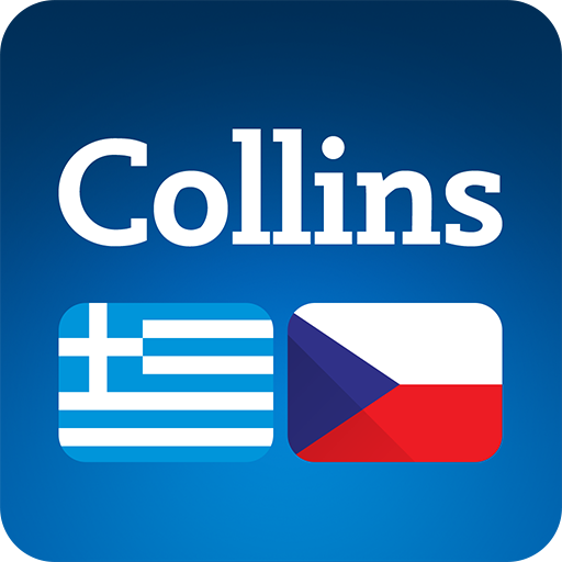 Collins Czech<>Greek Dictionary Icon