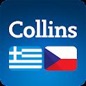 Czech<>Greek Mini Dictionary icon
